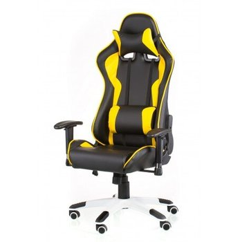 CentrMebel | Крісло Special4You ExtremeRace black/yellow (E4756) 1